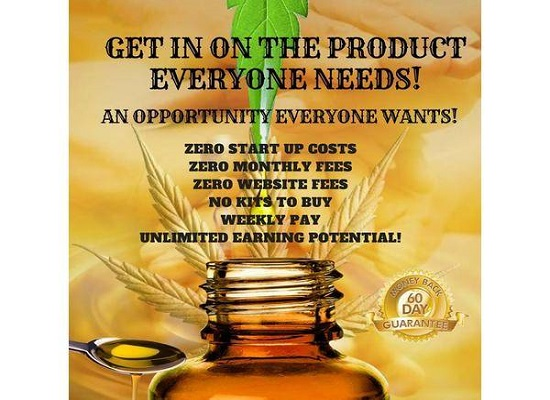 CBD Distributors Needed Now! Free Websites! No Start Up Costs!