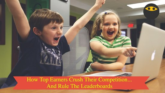 How Network Marketing Pros Destroy Their Competition And Rule The Leaderboards